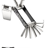 Lambert LEZYNE V-9 MULTI-TOOL - CNC ALLOY SIDE PLATES - CHROME/VANADIUM BITS  AND FORGED ALLOY CHAIN BREAKER - BLACK/NICKEL