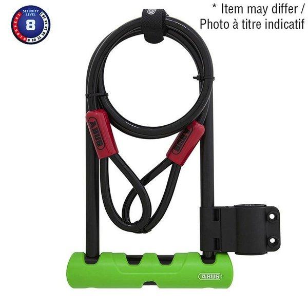 Lambert Abus Ultra 410 Mini w/ Cobra Cable