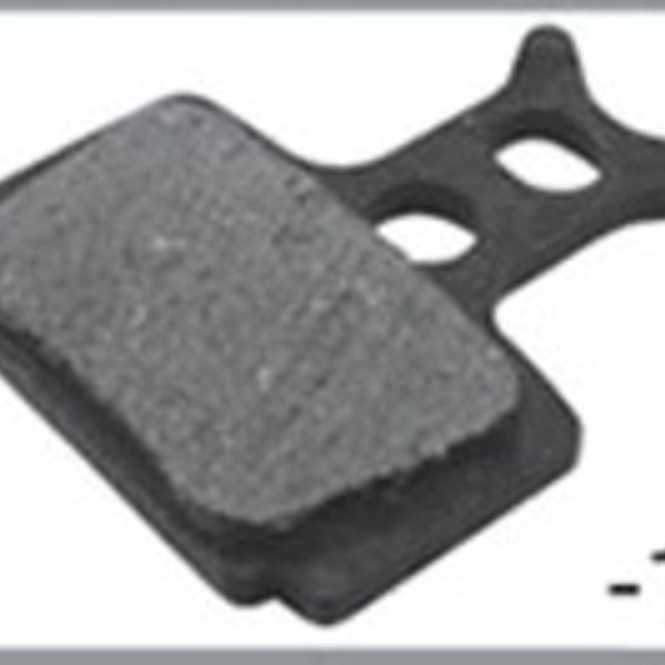 Lambert Eclypse W1 Semi-Metallic Disc Brake Pads - Formula The ONE, R1, RX
