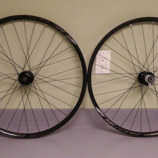 Dunbar Cycles Jalco DD30 27.5 wheel set