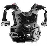 ACS DISTRIBUTING INC. Leatt Adventure Chest Protector, Black
