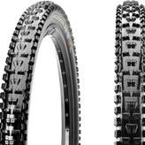 Lambert Maxxis High Roller 2 DH Tires Folding, 3C Triple Compound, 27.5 X 2.4