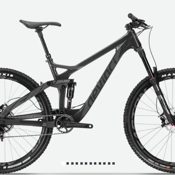 Devinci 2017 Devinci Troy Carbon GX