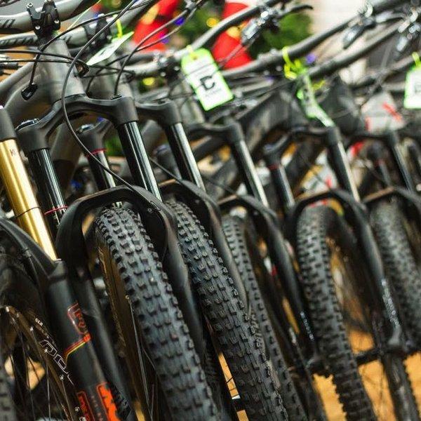 Dunbar Cycles Demo Bike Program