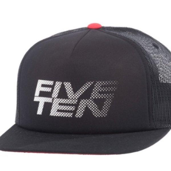 FIVE TEN Five Ten Half-Tone Trucker Black Hat