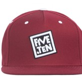 Five Ten Classic Snapback Hat Maroon