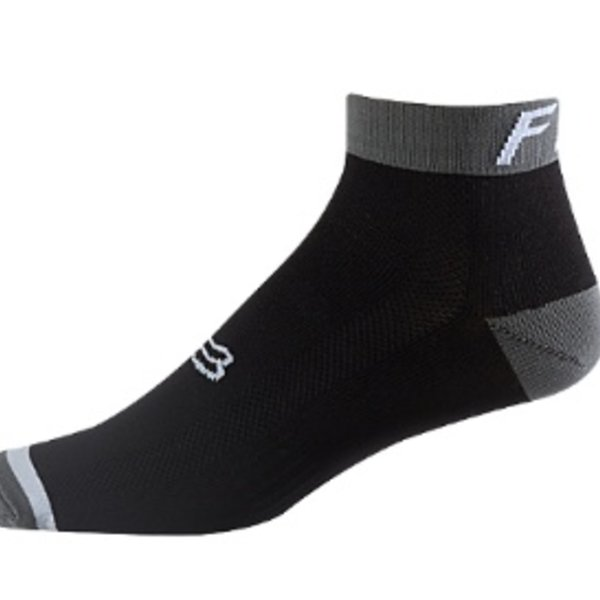 FOX CANADA Fox Logo Trail Sock 4""