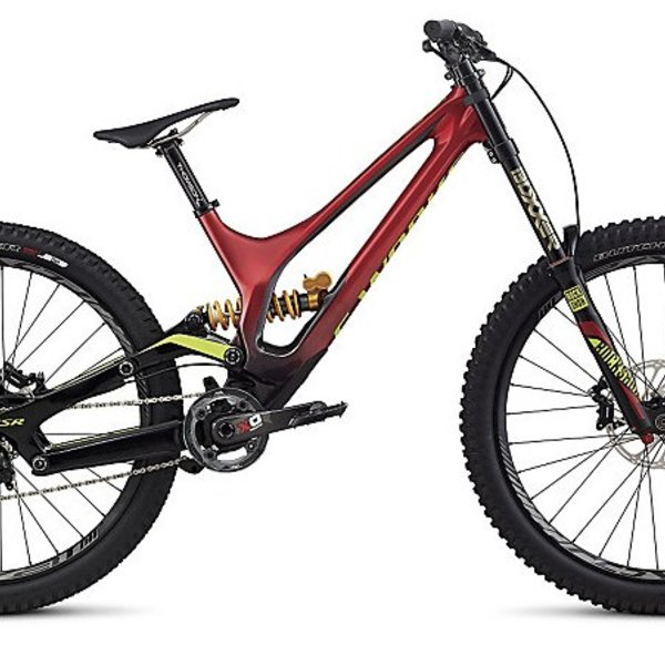 SPECIALIZED 2017 Specialized S-Works Demo 8 FSR Carbon 650B