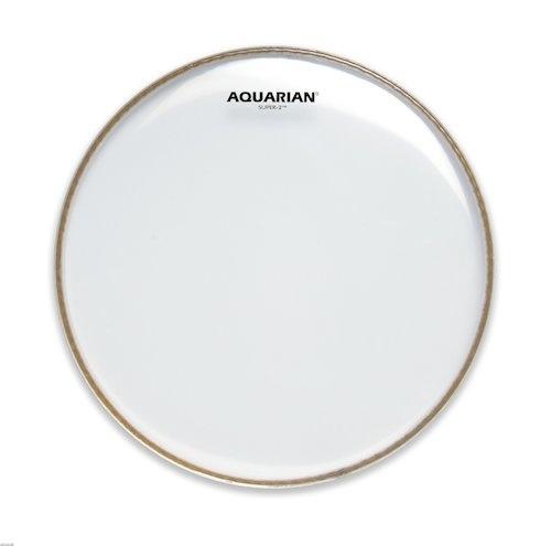 """AQUARIAN 13"""" Super 2 Clear 2 Ply Drumhead"""