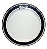 "Aquarian 22"" Super Kick II Double Ply Clear Bass Drumhead with Ring"
