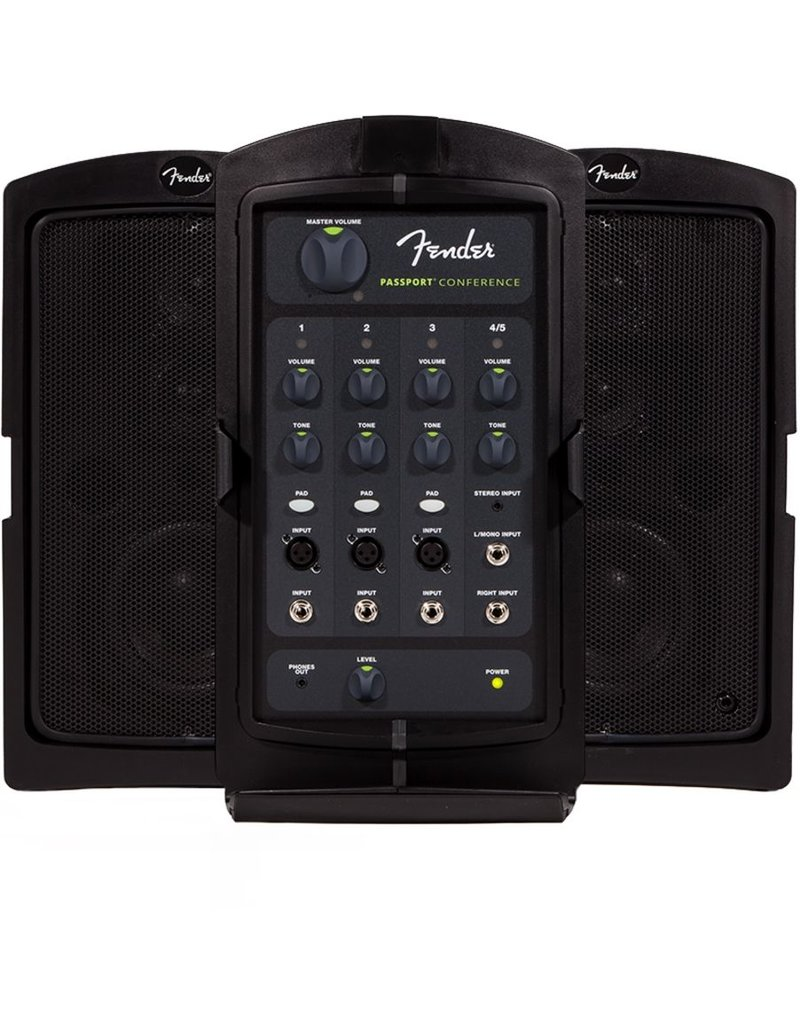 Fender Fender Audio Passport Conference 5-Channel Portable PA System