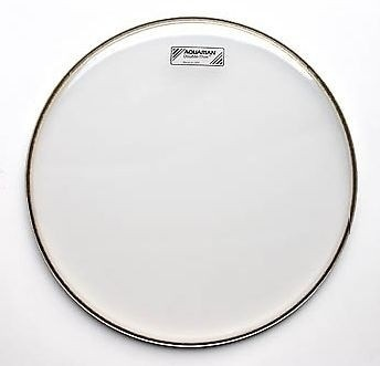 """Aquarian 16"""" Double Thin 2 Ply Clear Drumhead"""