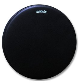 "Aquarian 16"" Jack De Johnette Single Ply Black Coated Drum Head"