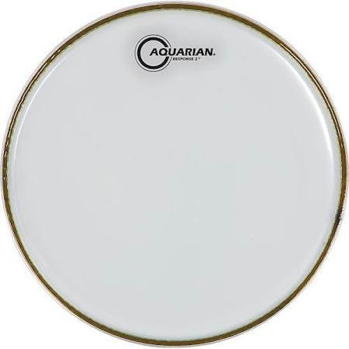 "AQUARIAN 14"" Classic Clear Single Ply Snare Side Drumhead"