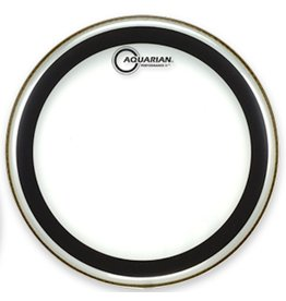 "AQUARIAN 13"" Performance II 2 Ply Clear Drumhead"