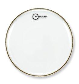 "AQUARIAN 8"" CLASSIC CLEAR Single Ply Clear Drumhead"