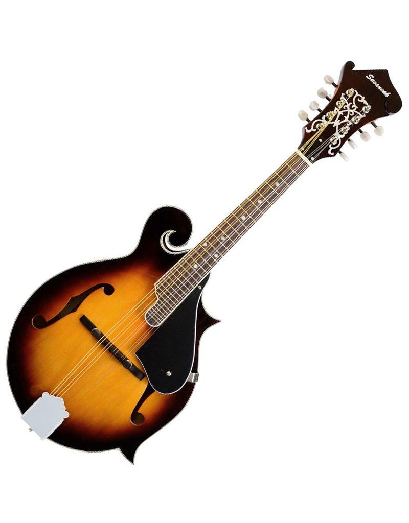 Savannah f style mandolin sunburst sound of music savannah f style mandolin sunburst hexwebz Choice Image