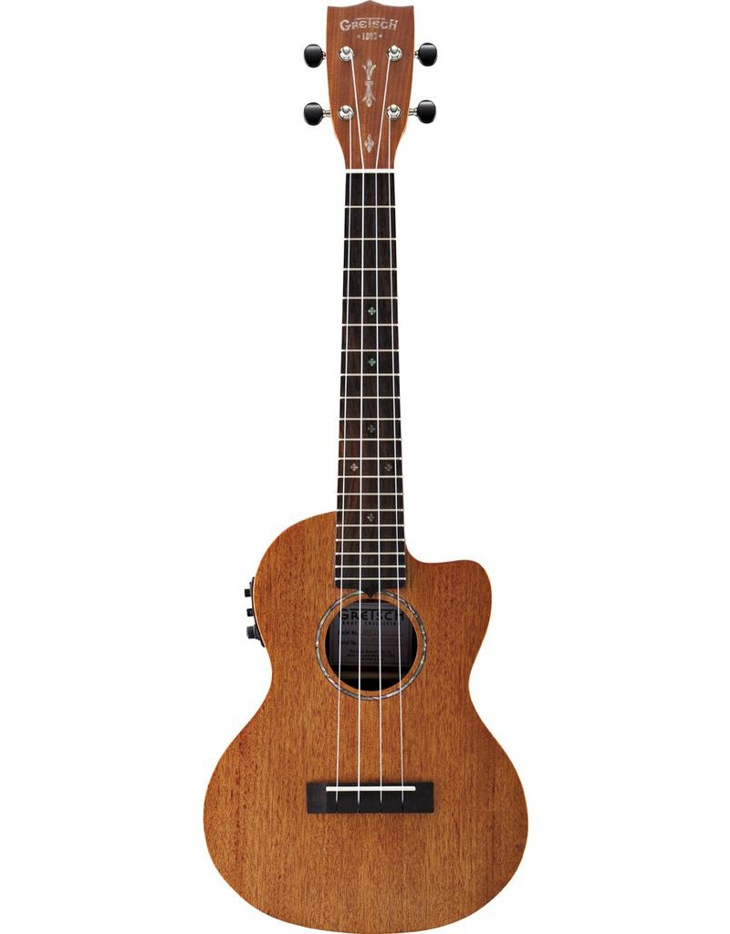 Gretsch Gretsch G9121 Tenor Acoustic-Electric Ukulele with Gig Bag