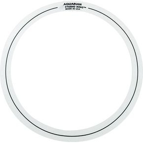 "Aquarian 8"" Studio Rings-Set of 2"