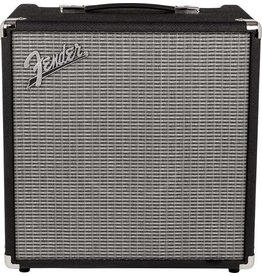 Fender Rumble™ 500 (V3), 120V, Black/Silver