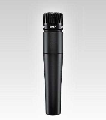 Shure Dynamic Cardioid Mic-Great for Instruments or Voice