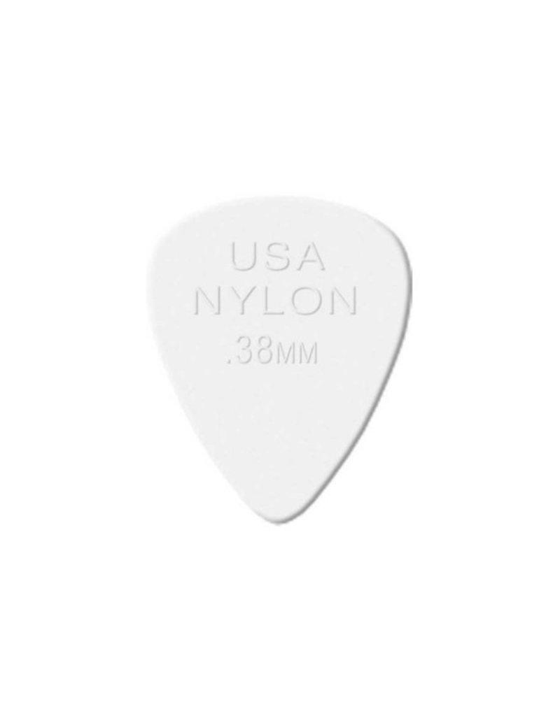 12 Pack-Dunlop Nylon Standard <br />.38 mm Guitar Picks