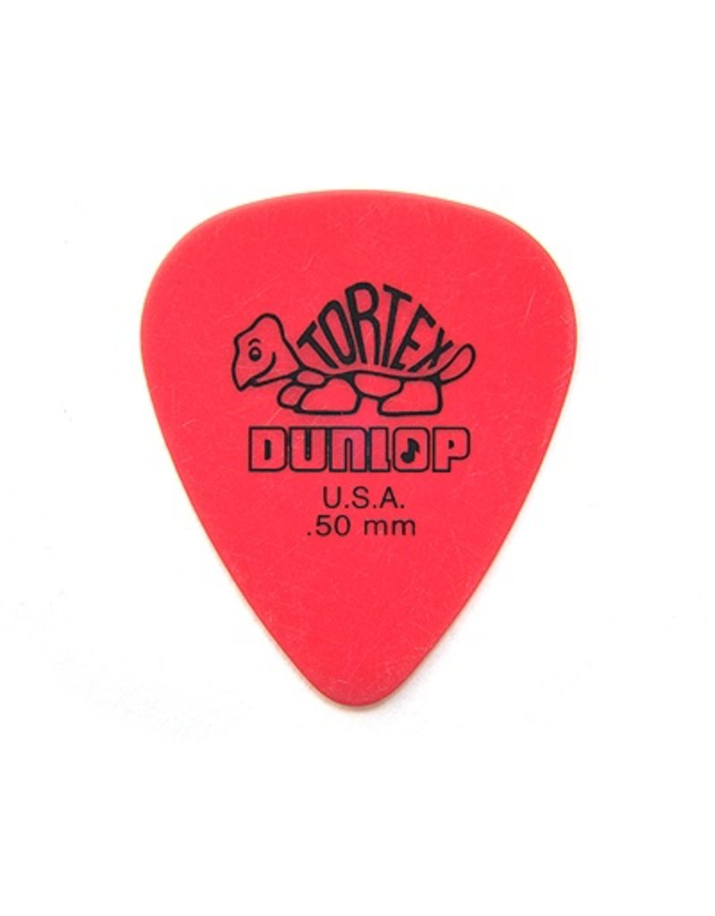12 Pack-Dunlop Tortex Standard .50 MM Guitar Picks