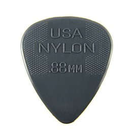 12 Pack-Dunlop Nylon Standard 1.0 mm Guitar Picks