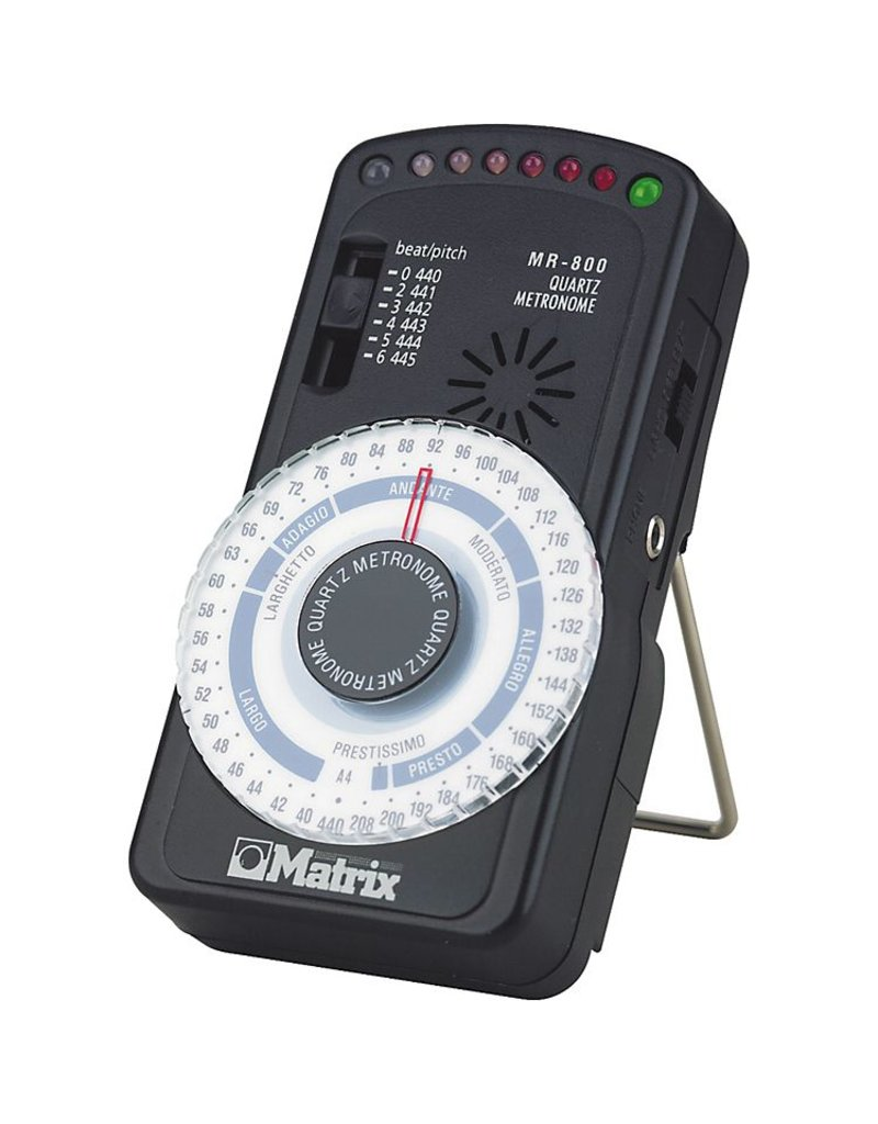 Audible Click-LED-Variable Beat and Accent