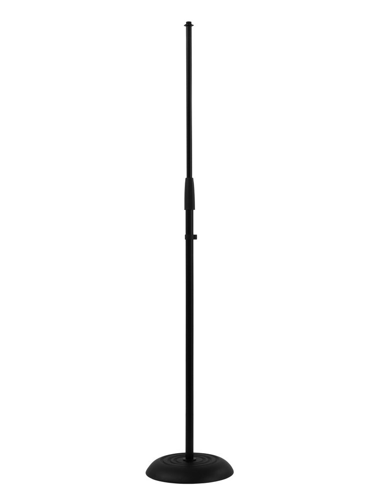 Nomad NMS-6603 Round Base Microphone Stand-Black