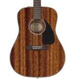 Fender Fender CD 60 All Mahogany Dreadnought Acoustic Guitar-Mahogany