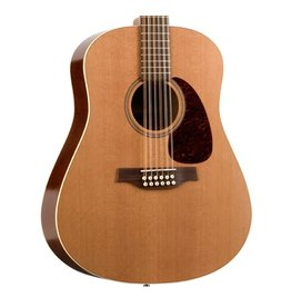 Seagull DEMO Seagull Coastline S12 Cedar QI Acoustic-Electric Guitar