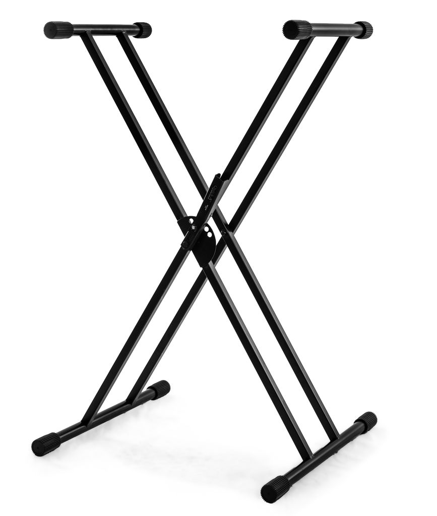 Nomad Double X-Style Lever  Action Keyboard Stand