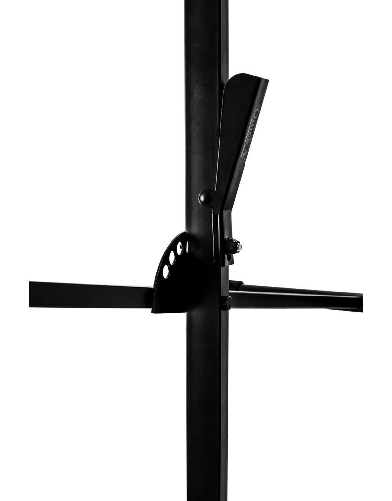 Nomad Single X-Style Lever Action Keyboard Stand