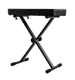 Nomad Deluxe Extended Height X-Style Keyboard Bench