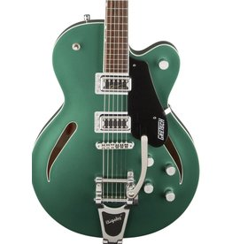 Gretsch G5620T-CB Center-Block Electric Guitar-Georgia Green