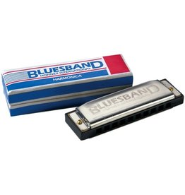 Hohner Bluesband Harmonica-Key of C