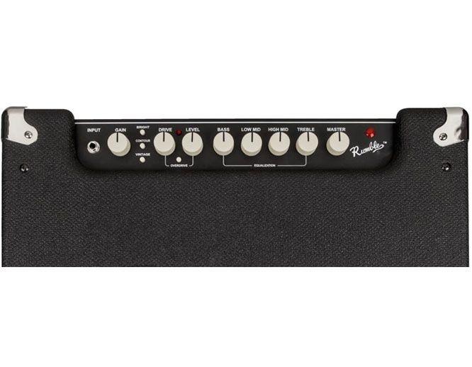 """Fender Rumble 200 1x15"""" 200 watt"""