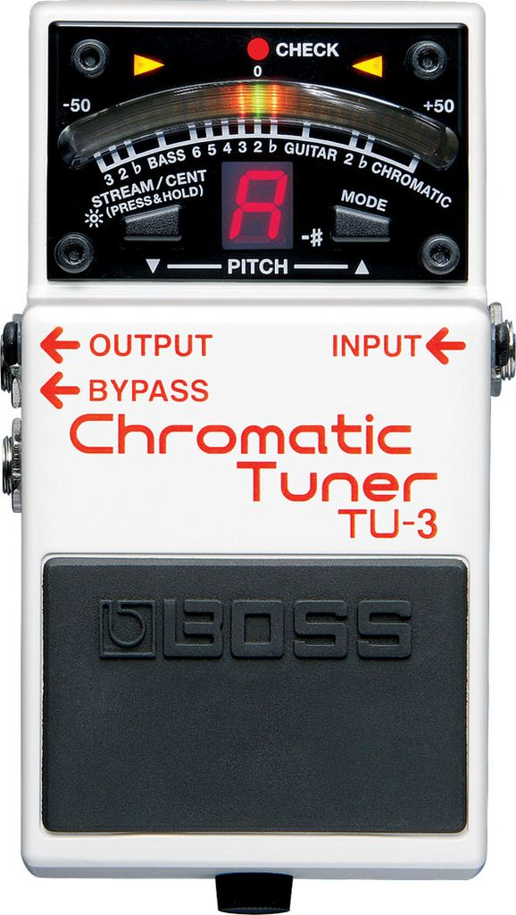 Boss A must have for any Pedalboard!