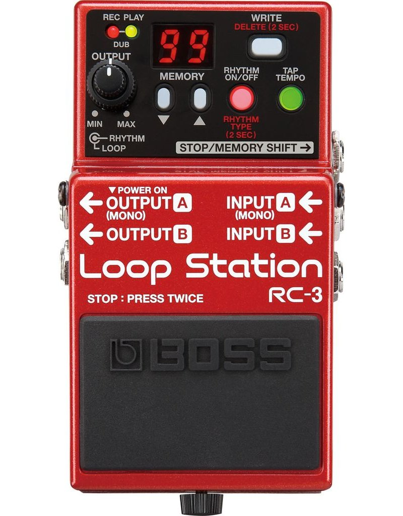 Boss Boss RC-3 Loop Station
