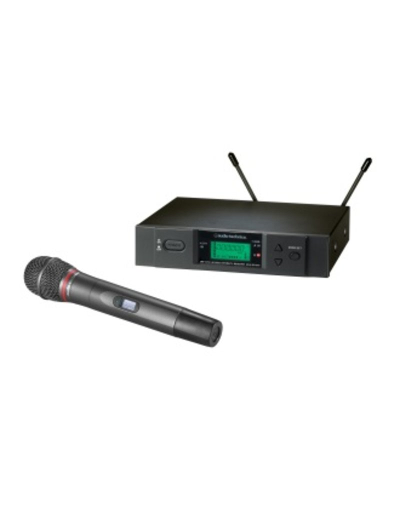 Audio Technica UHF Handheld Dynamic Wireless Microphone System