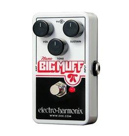 Electro-Harmonix Nano Big Muff Pi Distortion/Fuzz/Overdrive