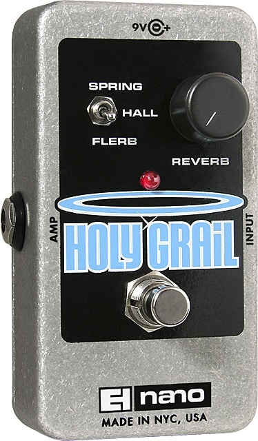 Electro-Harmonix Electro Harmonix Holy Grail Reverb