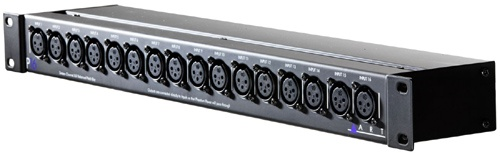 ART P16 16 Channel XLR Patch Bay