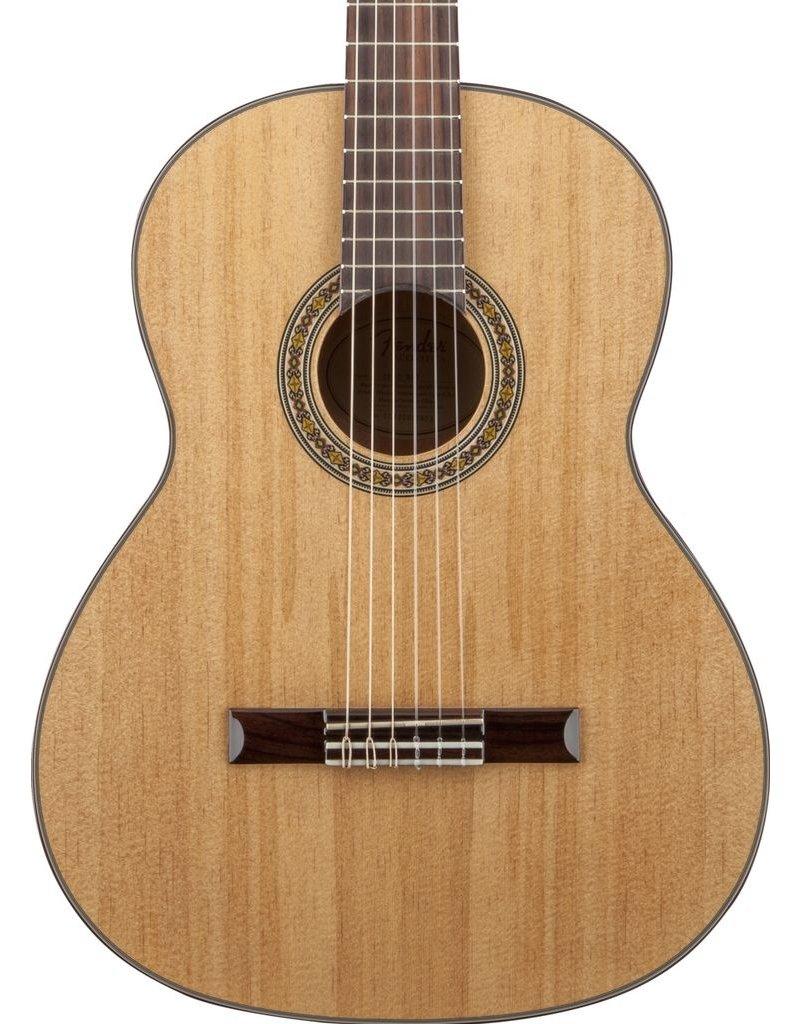 Fender Fender CN-90 Classical Guitar-Natural
