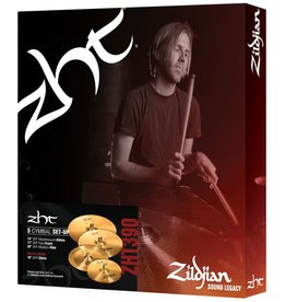 "Zildjian Zildjian ZHT Cymbal Pack with FREE 16"" China Cymbal"