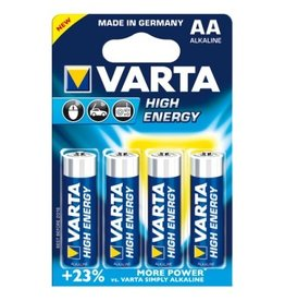 Varta 4 Pack AA Batteries