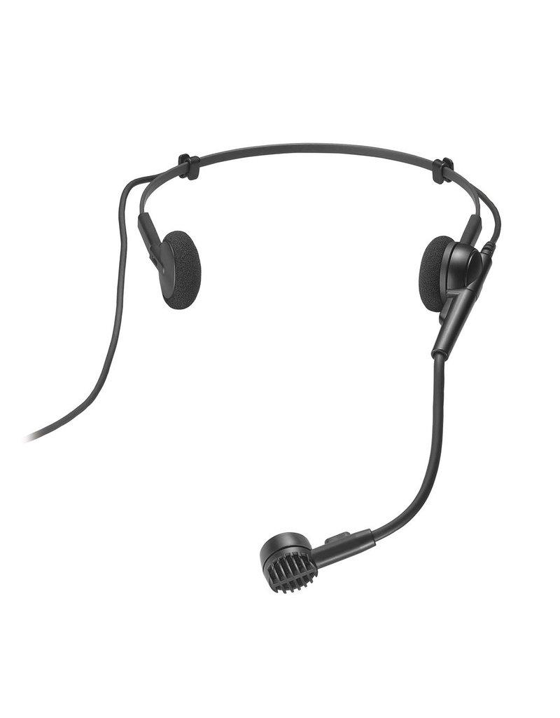 Audio Technica PRO 8HEcW Headworn Hypercardioid Dynamic Microphone