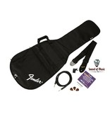 Fender Package Includes: 15-watt Fender Frontman 15G Amp, Cable, Gig Bag, Tuner, Guitar Strap, Picks, And Instructional DVD