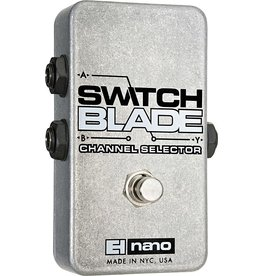 Electro-Harmonix Nano Switchblade ABY Channel Selector Footswitch